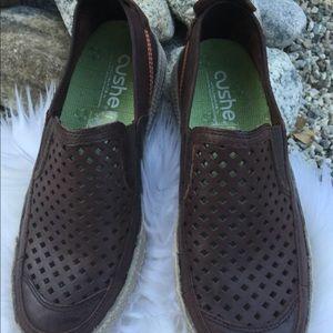🌞CUSHE Shumakers Mark slip on  Shoes 🧡 Men's